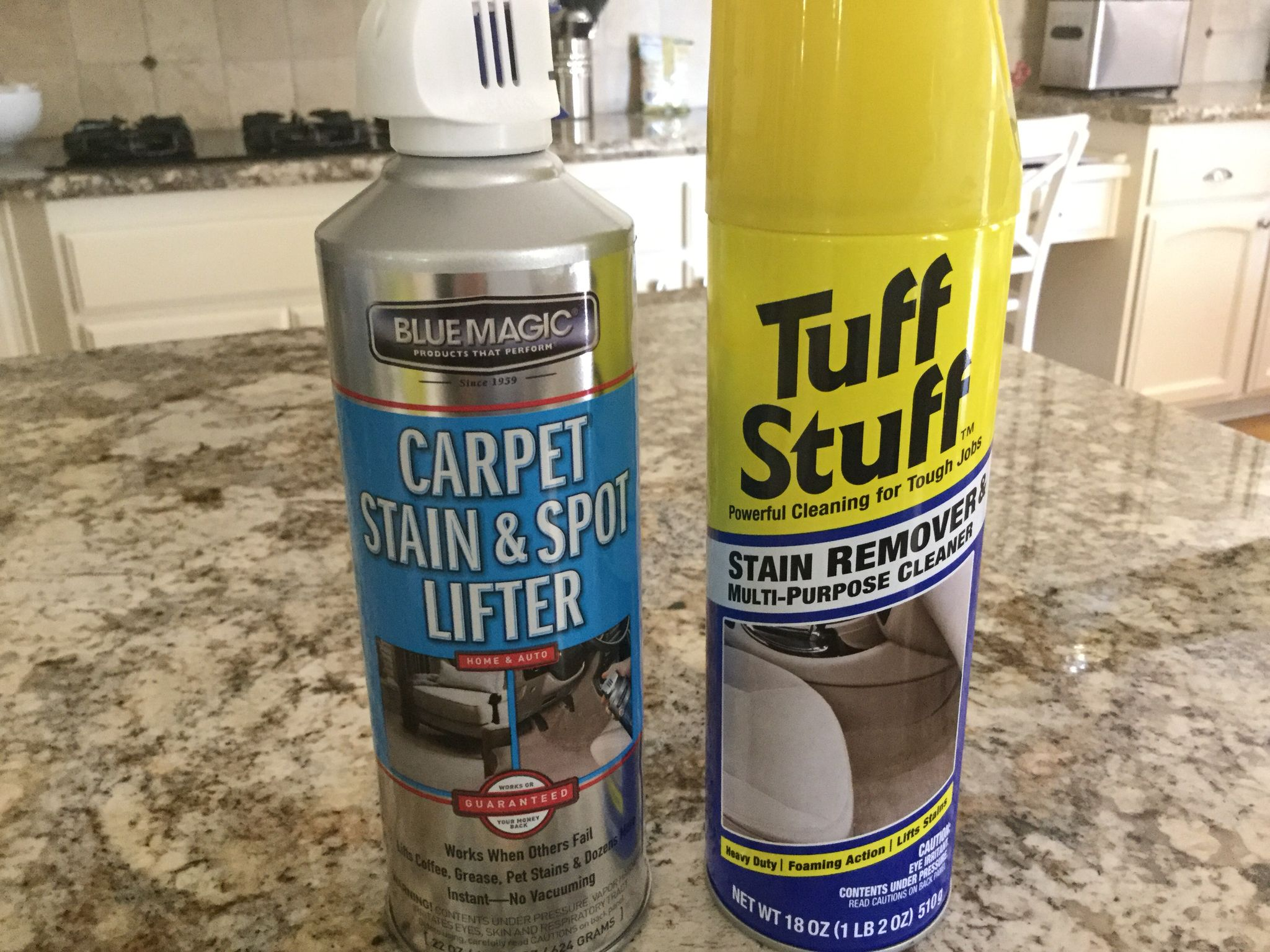 Use For Bad Smells In Car Vomit First Use Carpet Stain And Spot Lifter Then Tuff Stuff Stain Remover Auto Store Carpet Stains Stain Remover Polar Bottle