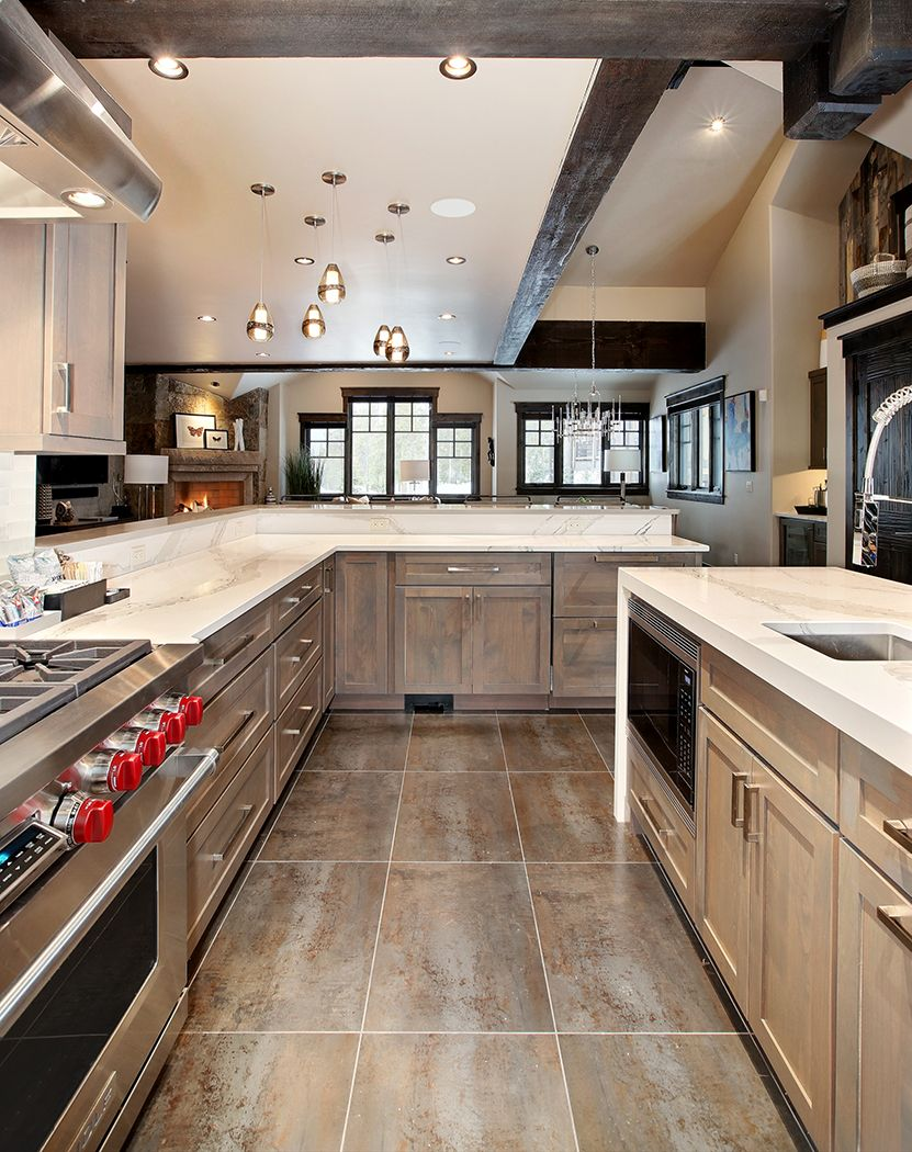 6 Kitchen Flooring Trends You'll See Everywhere in 2020 in