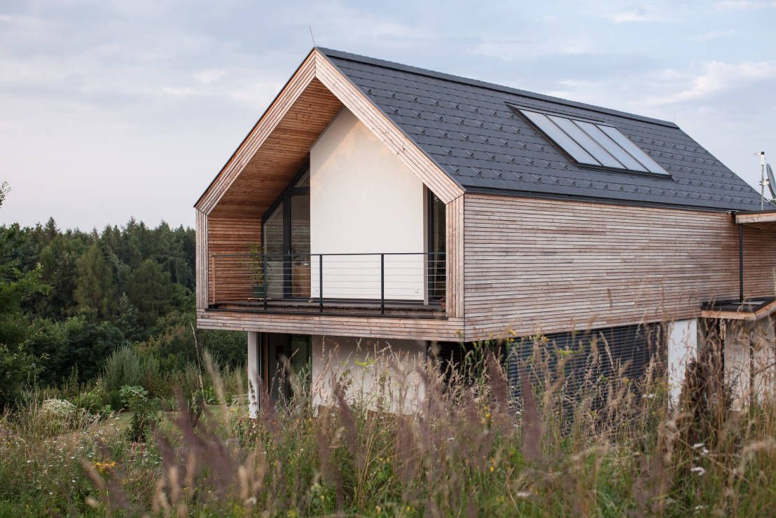 Die moderne Arche | Haus, Industrial style and Tiny houses