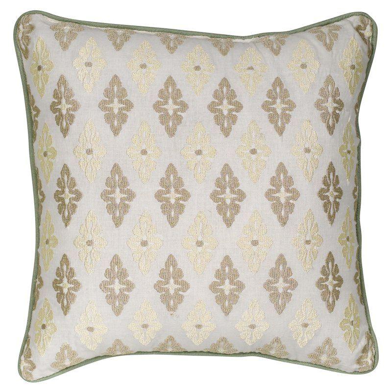 Nostalgia Home Auburn 16 x 16 in. Decorative Pillow - 1C11663
