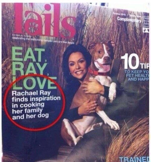 The Importance of Commas. Does this magazine employ any copy editors - or anyone who majored in English? Just asking. I graduated from college 30 years ago so I might be behind the times.