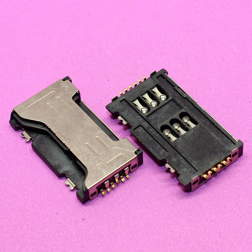 New sim card socket adapter for samsung galaxy s duos