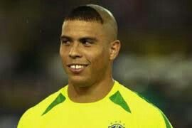 Ronaldo brazil frisur