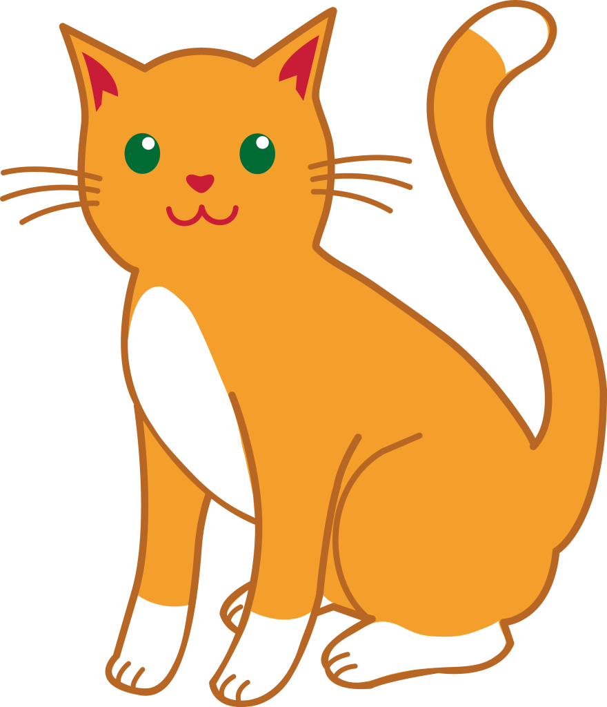 Free Clip Art Clip Art Collection Download Clipart On Clipart Library Cat Clipart Cats Art Drawing Cartoon Cat Drawing