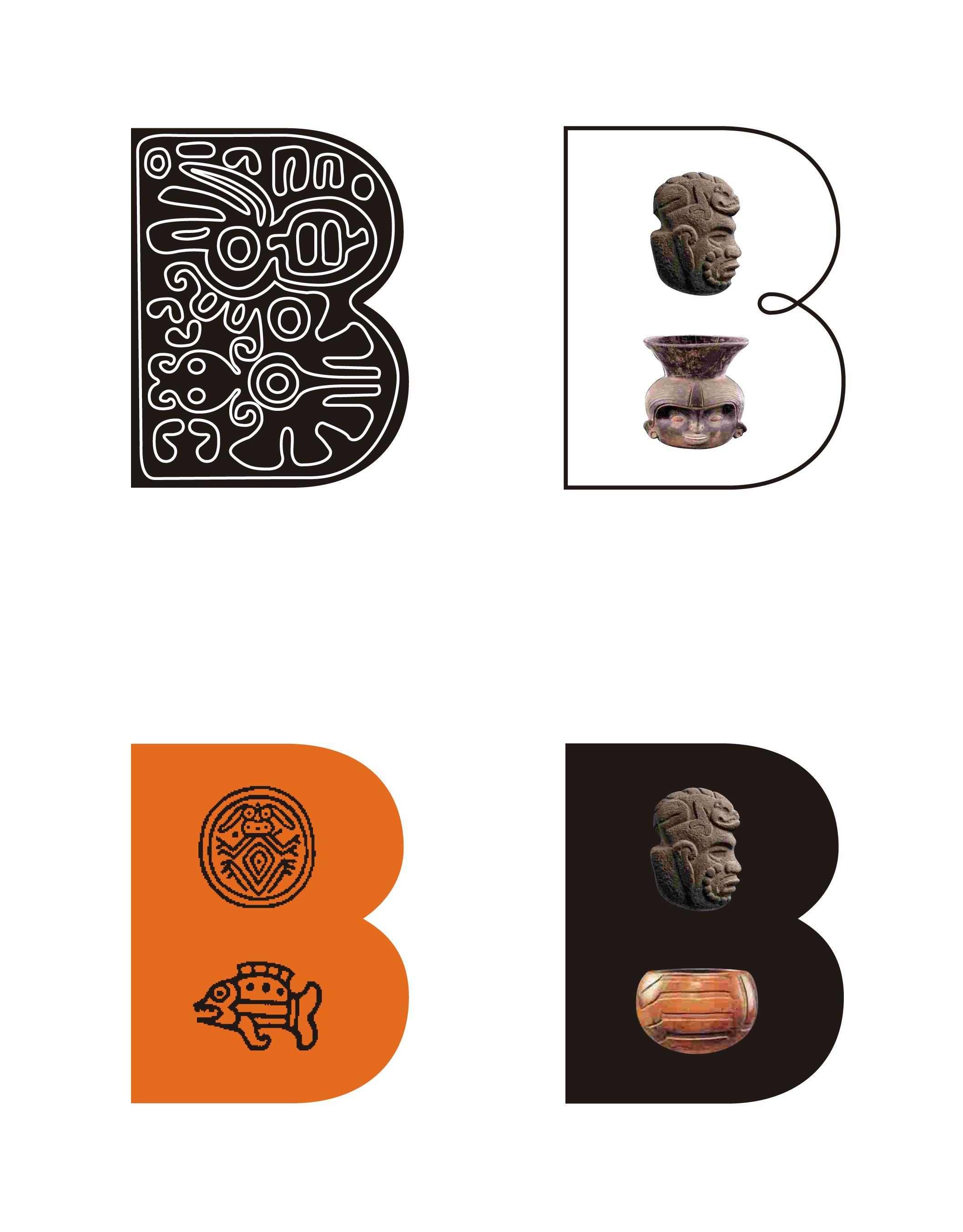 Museum of PreColumbian Art in Barcelona Branding, Art
