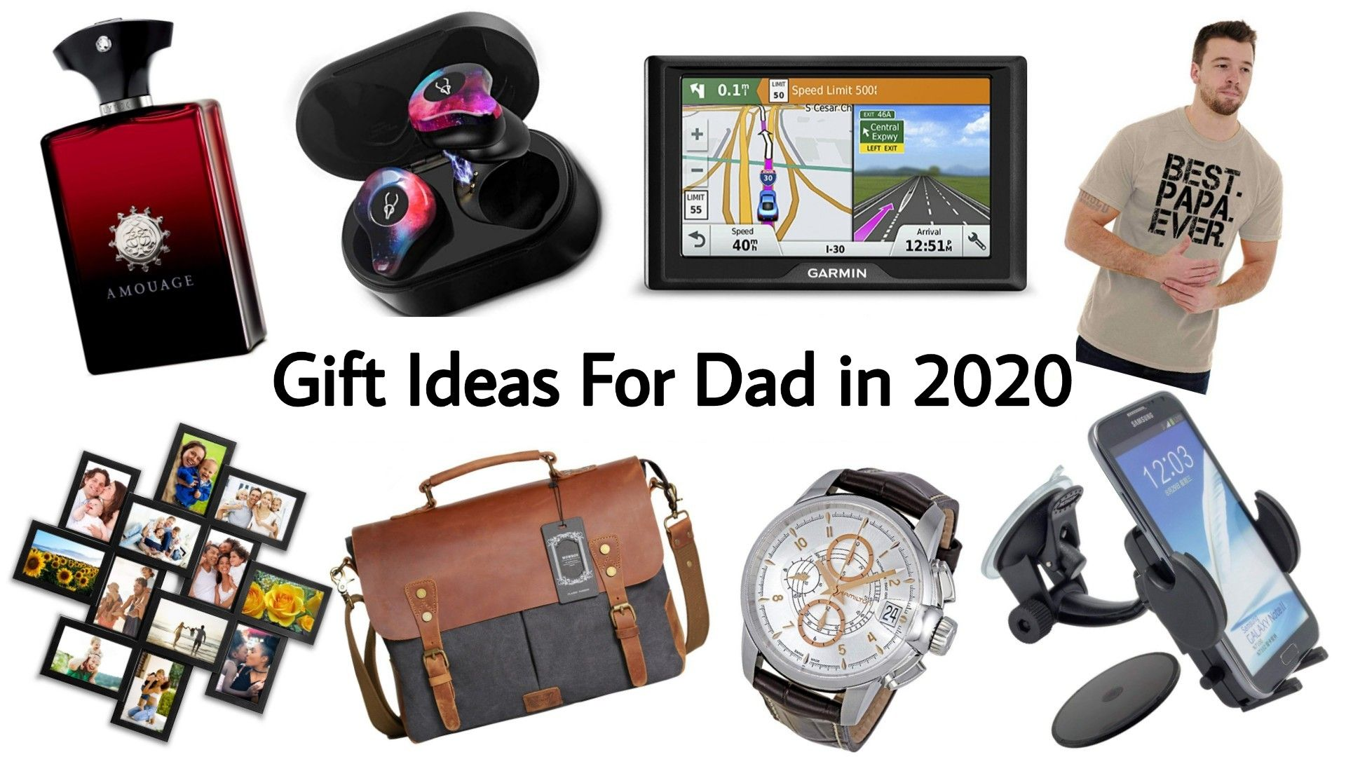 Best christmas gift ideas for father 2020 top birthday