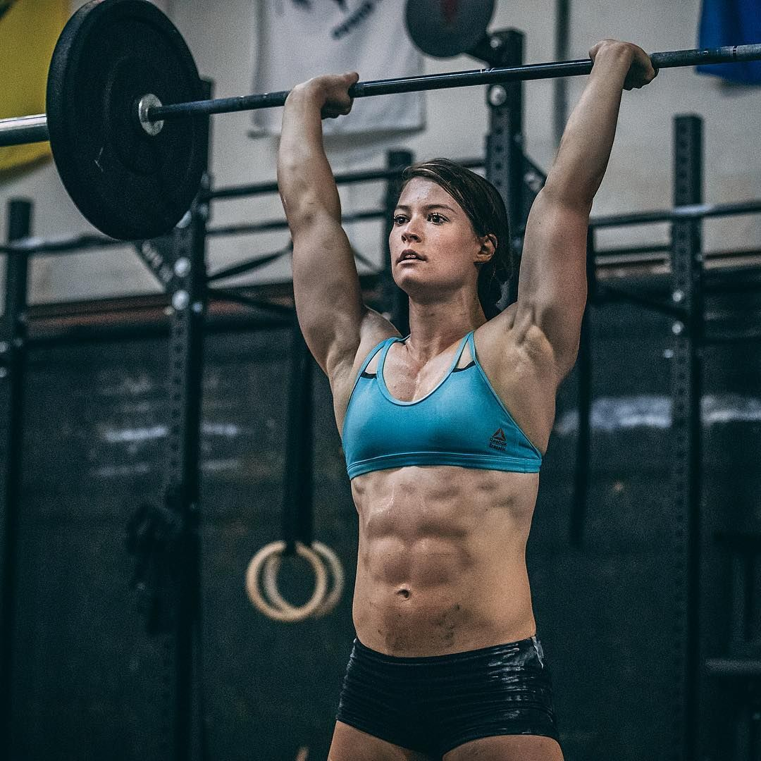 Alye deroma alyederoma support her on instagram crossfit