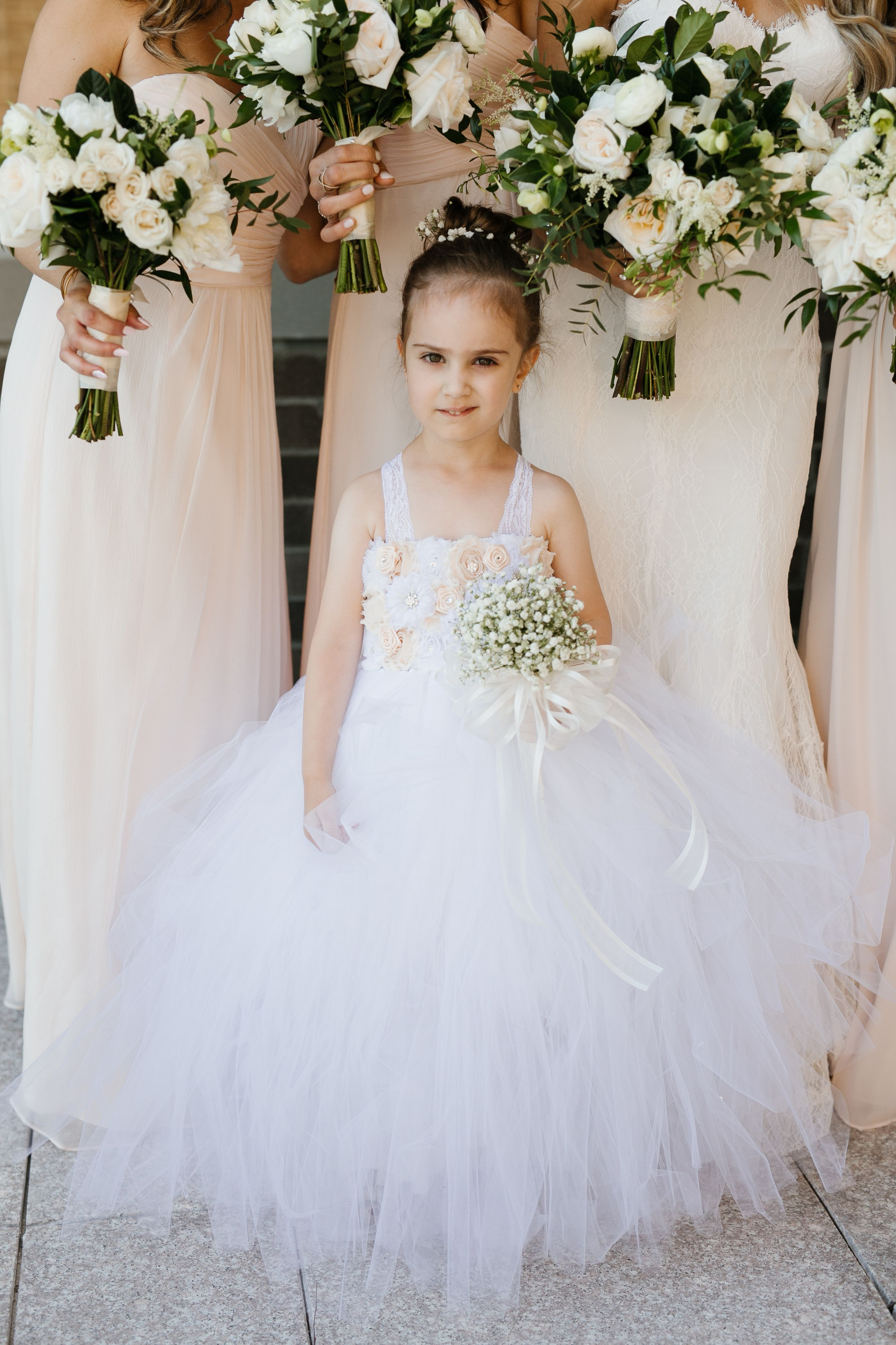 Modern elegance meet to create wedding magic little wedding wear