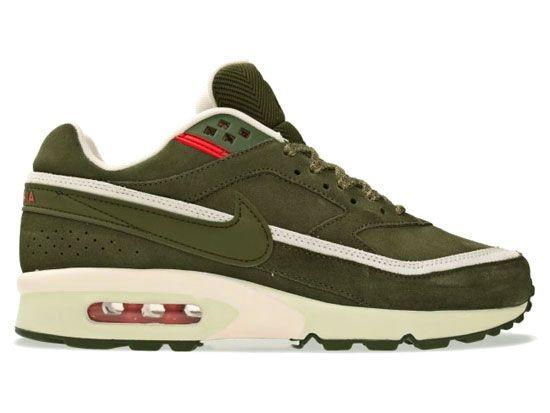 aspect esthétique qualité supérieure Prix 50% AIR CLASSIC BW OLIVE.OFF WHITE | kickgame in 2019 | Sneakers ...