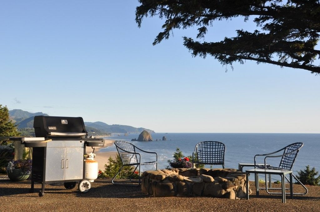 Cannon Beach Vacation Al Vrbo 461900 5 Br Northern Coast House In Or One Of The Iconic Views Oregon