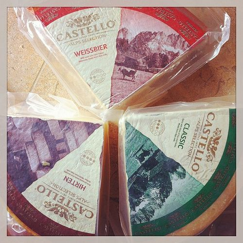 Win a Private Castello Cheese Tasting in your own home - 30A Eats