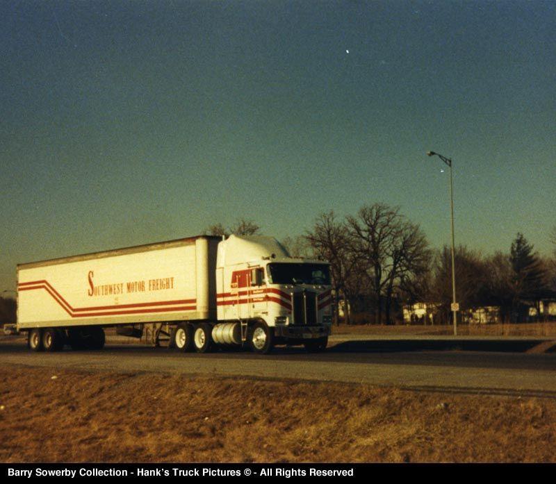 Southwest motor freight Vehicles, Trucks, Rigs