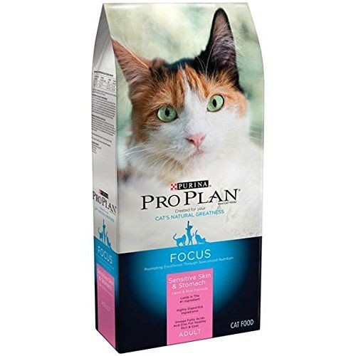 Purina Pro Plan Sensitive Skin And Stomach Adult Cat Food 3 5 Lb You Can Get Additional Details At The Image Link This With Images Cat Food Purina Cat Food Storage
