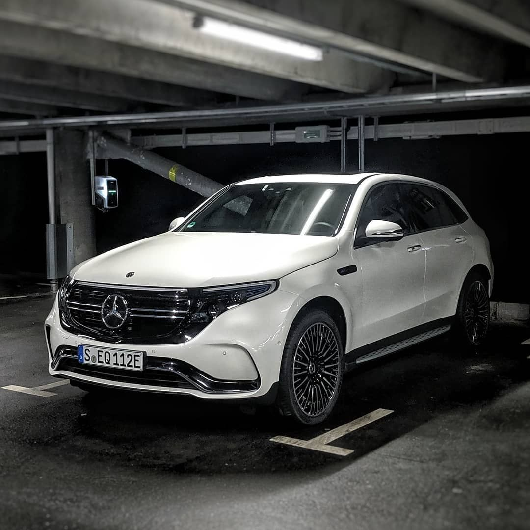 The All New Mercedes Benz Eqc 400 Autogefuhl On Instagram Mercedes First Step Into The Future Eqc Mercedeseqc Me Mercedes Benz Cars Mercedes Car Benz Car