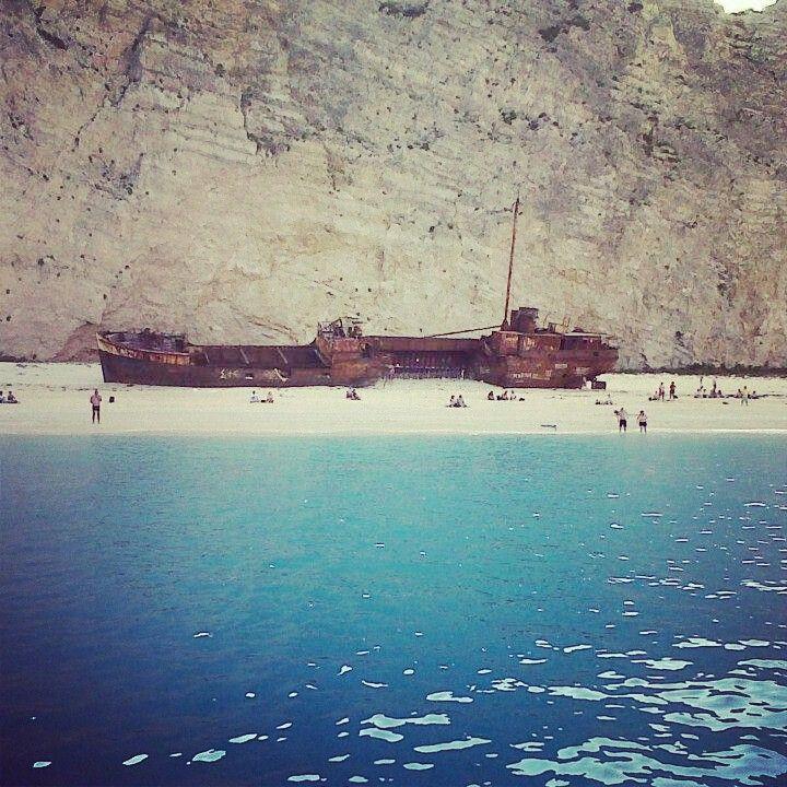 Smugglers Cove, Zante
