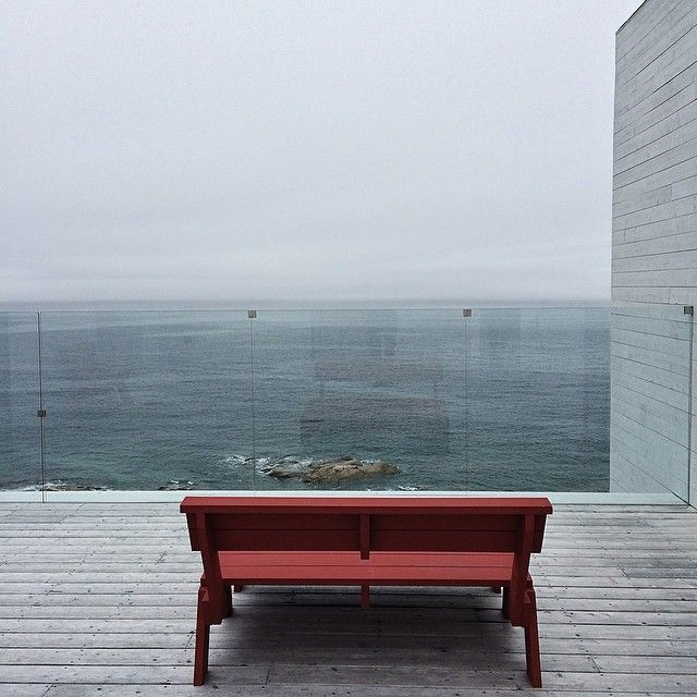 Fogo Island -- have to get out of the car for this one.