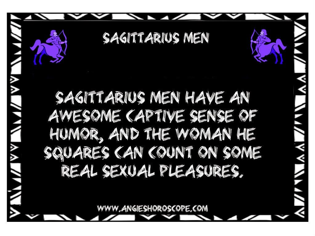 Traits Of A Sagittarius Man In Love