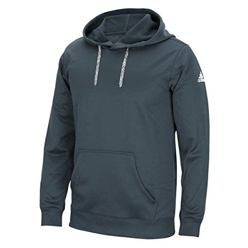 8838a414 adidas Mens Team Tech Fleece Hoodie Grey MD -- Read more reviews of the  product by visiting the link on the image. Note:It is Affiliate Link to  Amazon.