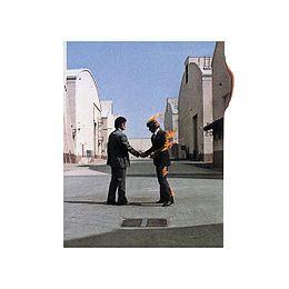 Studioalbumin 'Wish You Were Here' kansikuva