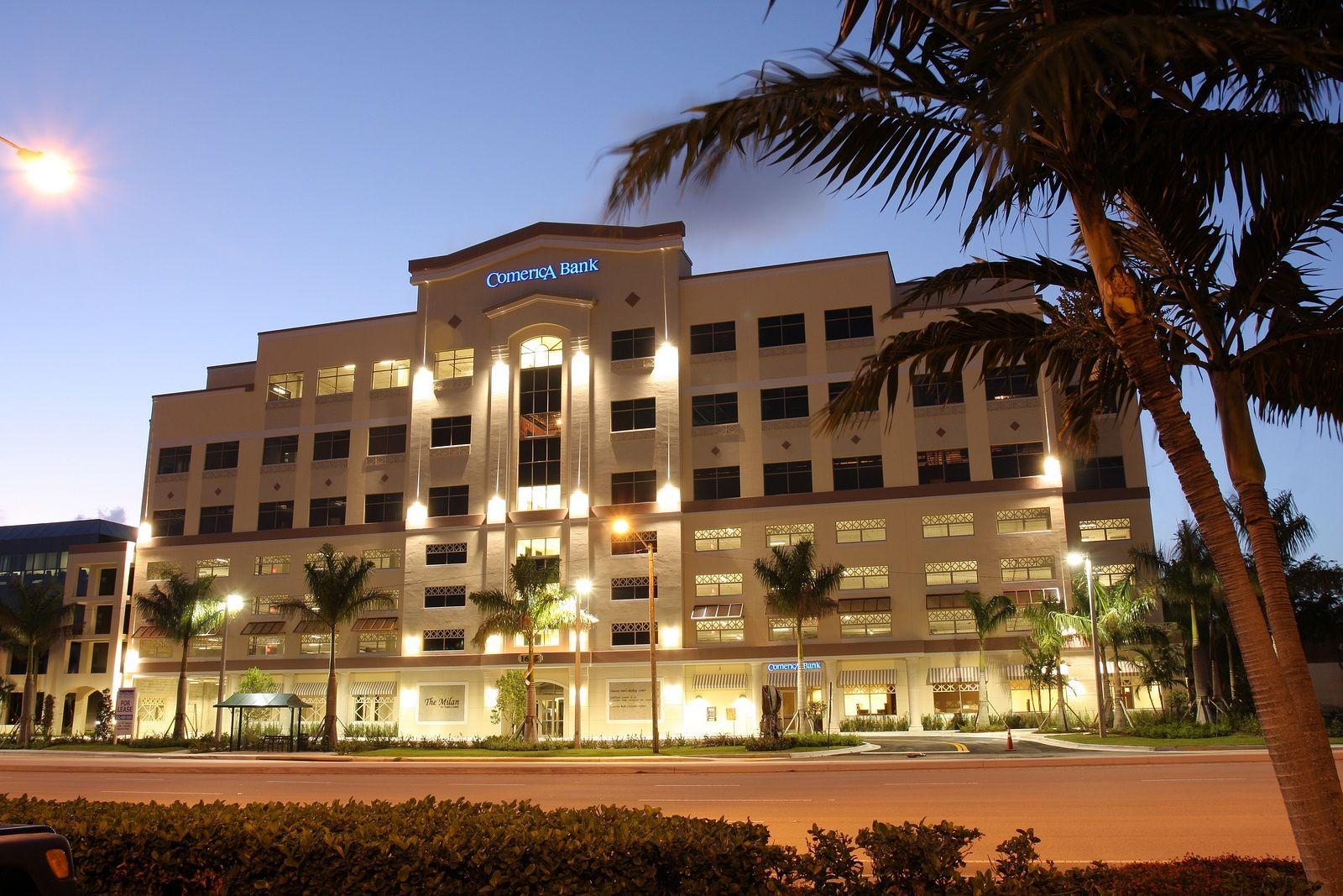 Boca raton office south florida real estate