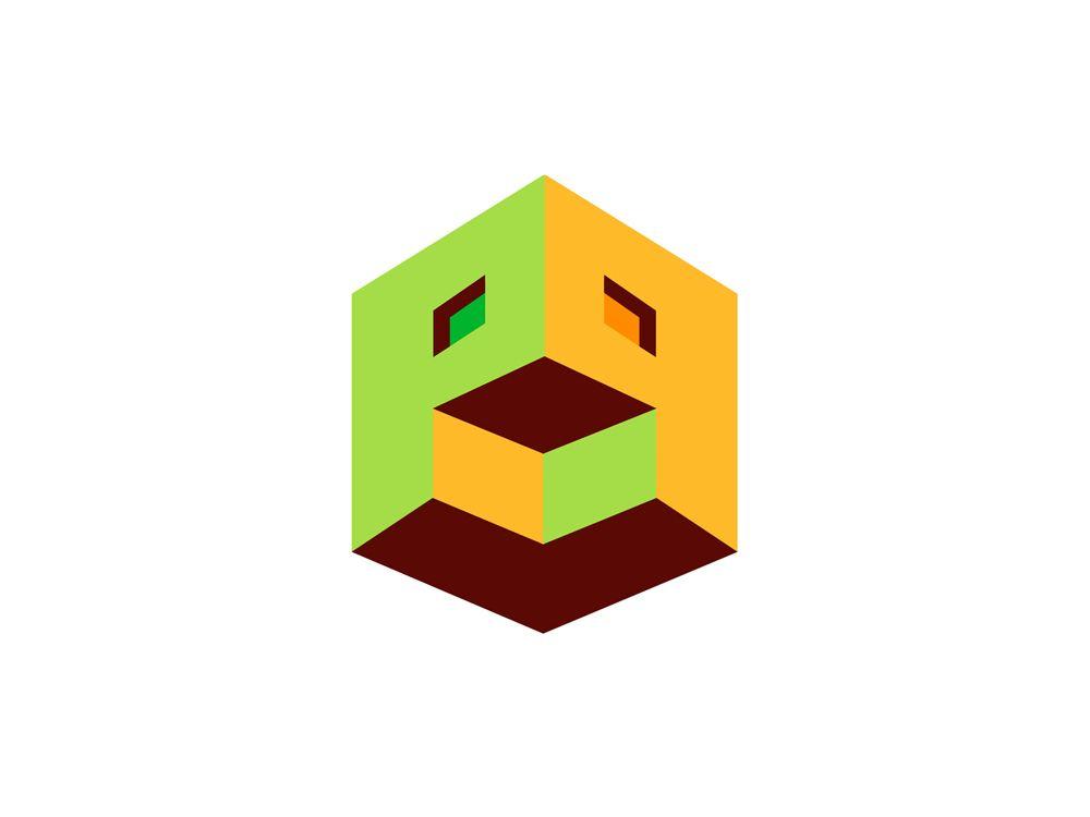 Pump Project Art Complex logo Keywords orange, green, bright - profit & loss template free