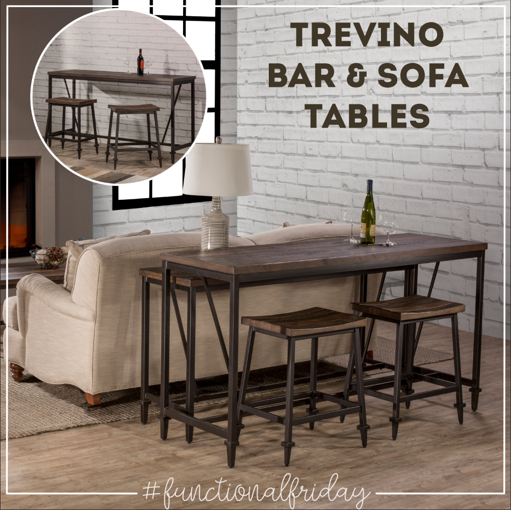 Bring That Trendy Bar Atmosphere Home With You With The
