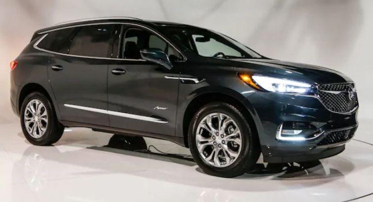 2020 Buick Enclave Avenir Rumors Buick Enclave Buick Car