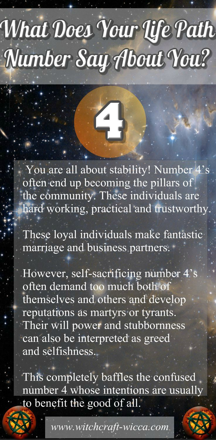 Numerology LifePath4 team's actions are very important
