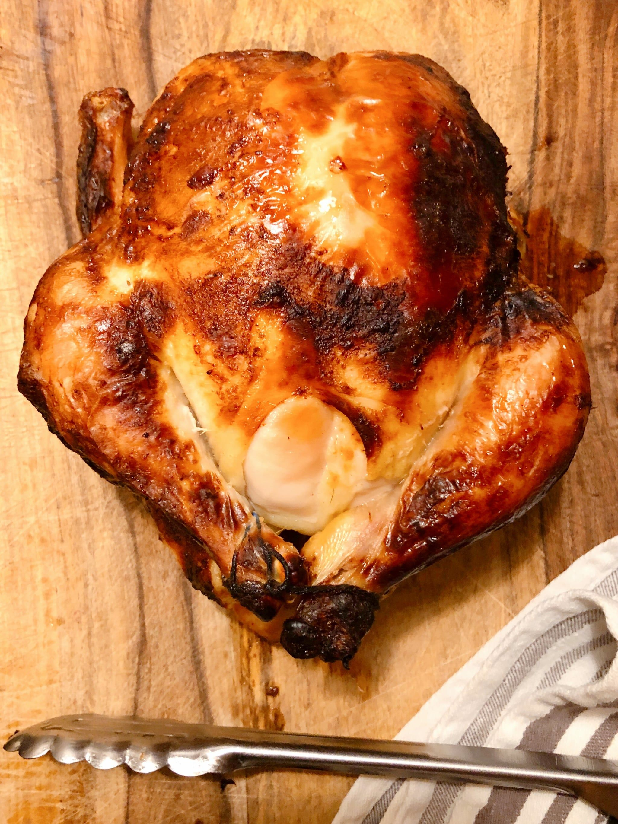 You Ll Never Look Back After Trying Samin Nosrat S Buttermilk Marinated Roast Chicken In 2020 Roast Chicken Recipes Buttermilk Marinated Chicken Roasted Chicken