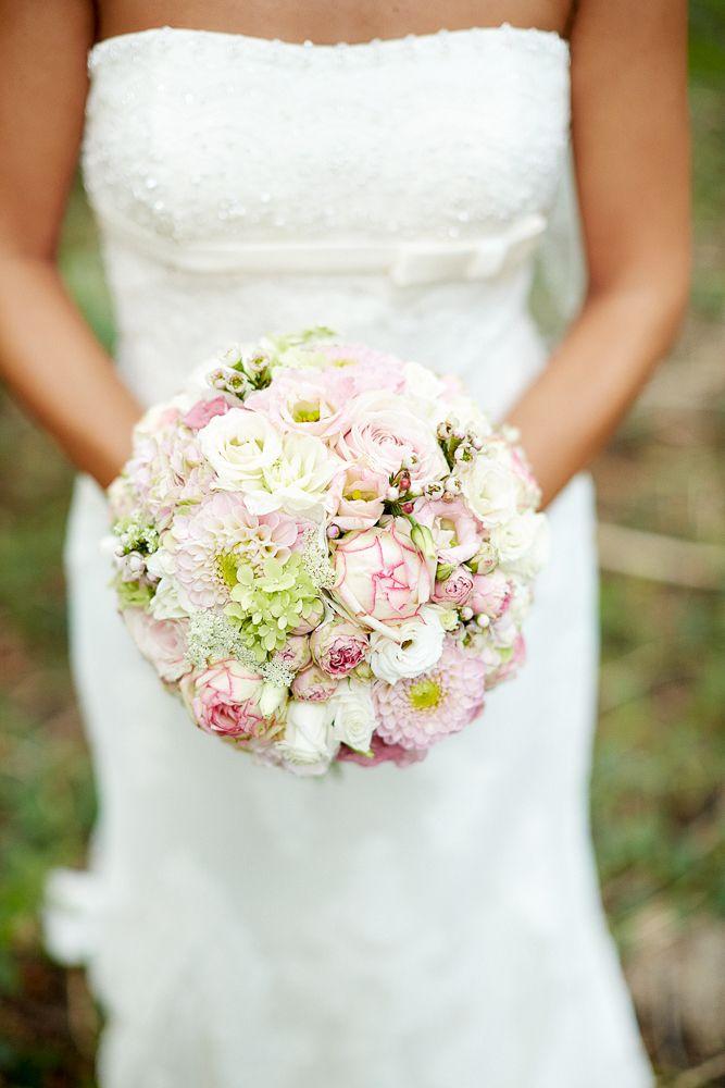 Brautstrau Hannover  Milles Fleurs  Hochzeit