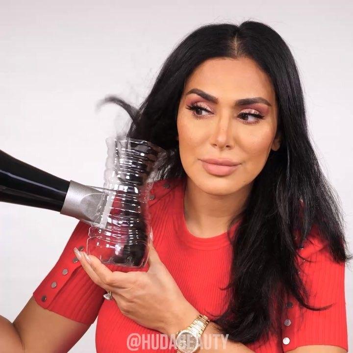 Water Bottle Hair Curling Hack News | Makeup.Com - Hair Beauty