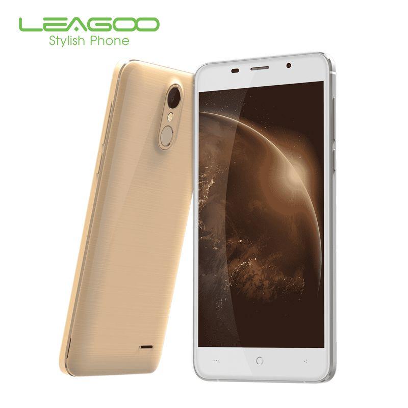 LEAGOO M5 Plus 4G Mobile Phones MT6737 Quad Core 1 3GHz ROM