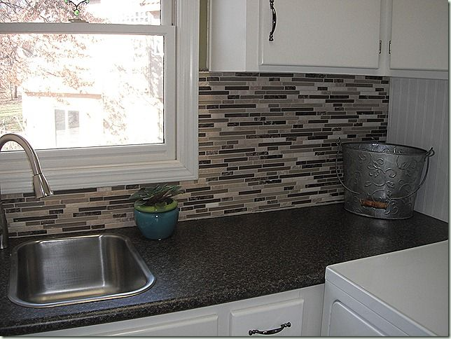 Redoing It With Diy And Pse Laundry Room Redo Kitchen Remodel Inspiration Granite Countertops Kitchen Diy Kitchen Remodel