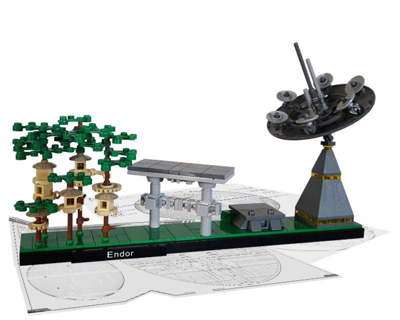 Lego Architecture, Lego Architecture Studio, Harm Bron