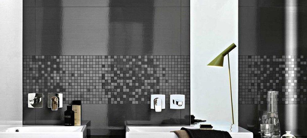 Ragno #Still Grigio SC 32,5x97,7 cm R1IP #Feinsteinzeug #Marmor - fliesen in der küche