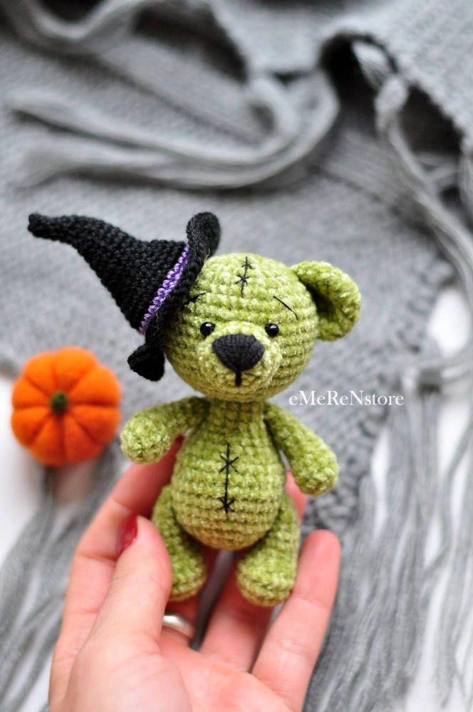Crochet pattern Teddy bear | Crochet teddy bear pattern, Crochet ... | 1000x664