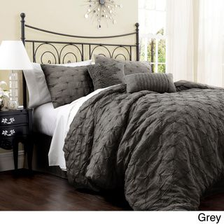 Lush Decor Lake Como 4 Piece Comforter Set