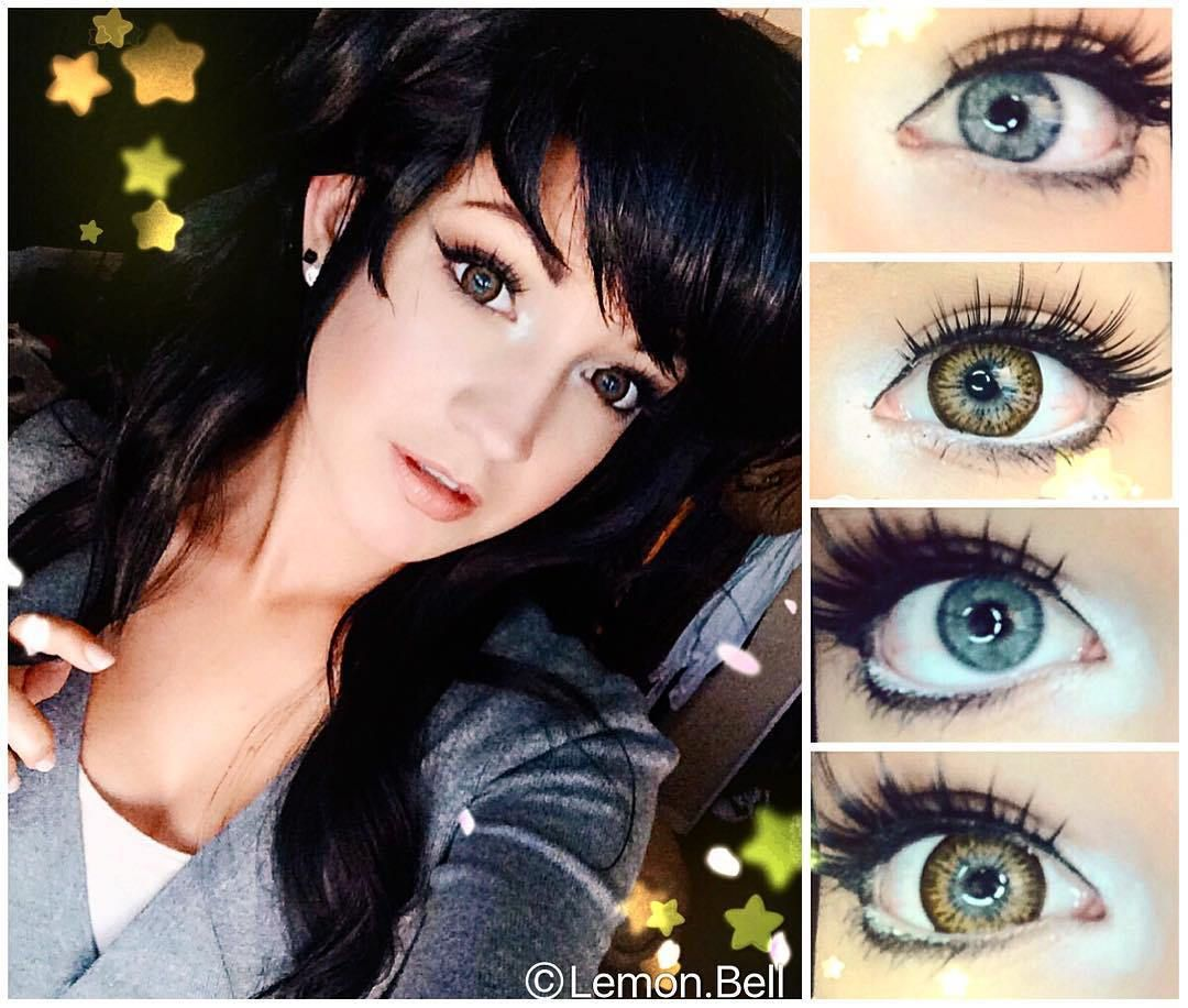 Ick brown for fascinating anime eyes uniqso