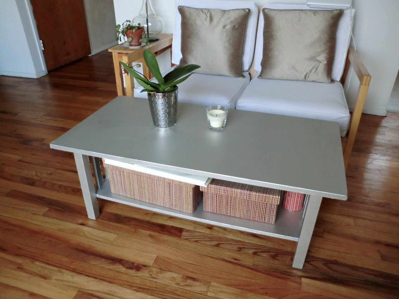 Diy coffe table diy coffee table upgrade furniture pinterest diy coffe table diy coffee table upgrade geotapseo Gallery