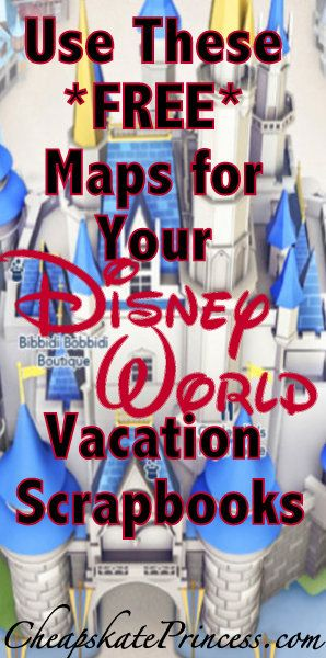 Making a disney world scrapbook get these disney google maps for free gumiabroncs Gallery