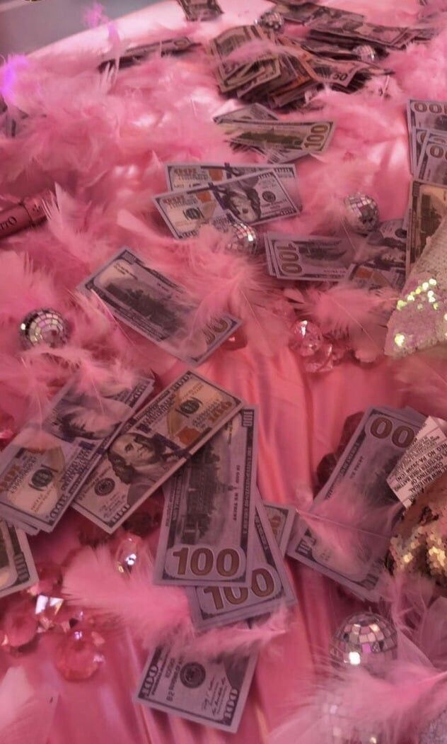 Image about pink in Money💰 by Maddy on We Heart It