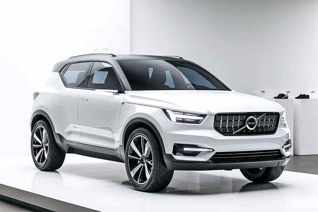 Insurance Quote For Volvo Xc40