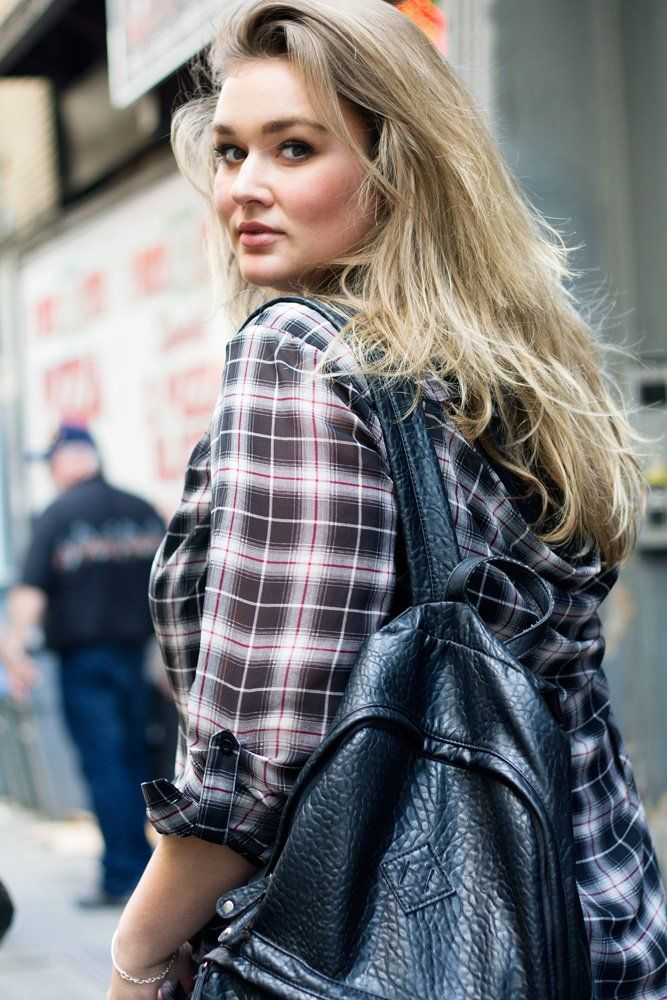2e89ae21358 Model Off Duty  Hunter McGrady – Hey Gorgeous!