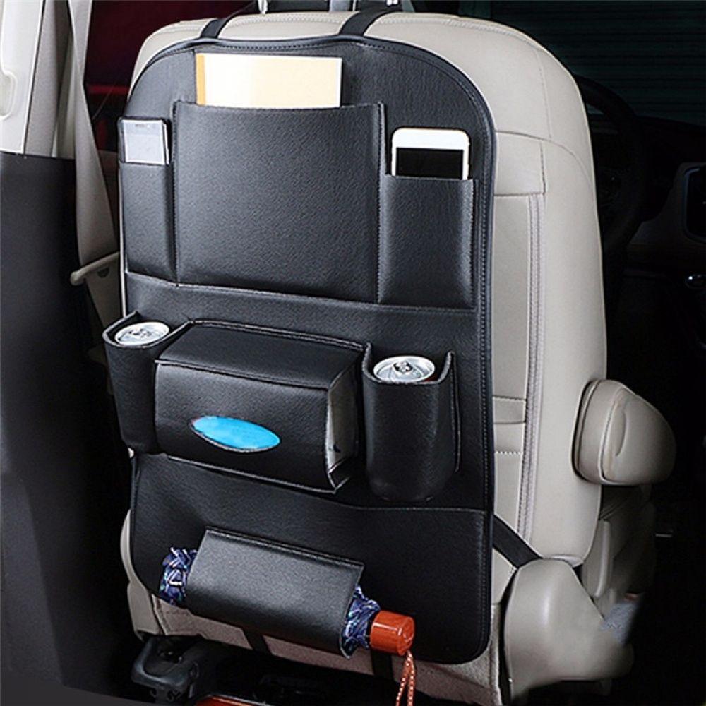 Car Seat Back Organizer – Multi Pocket