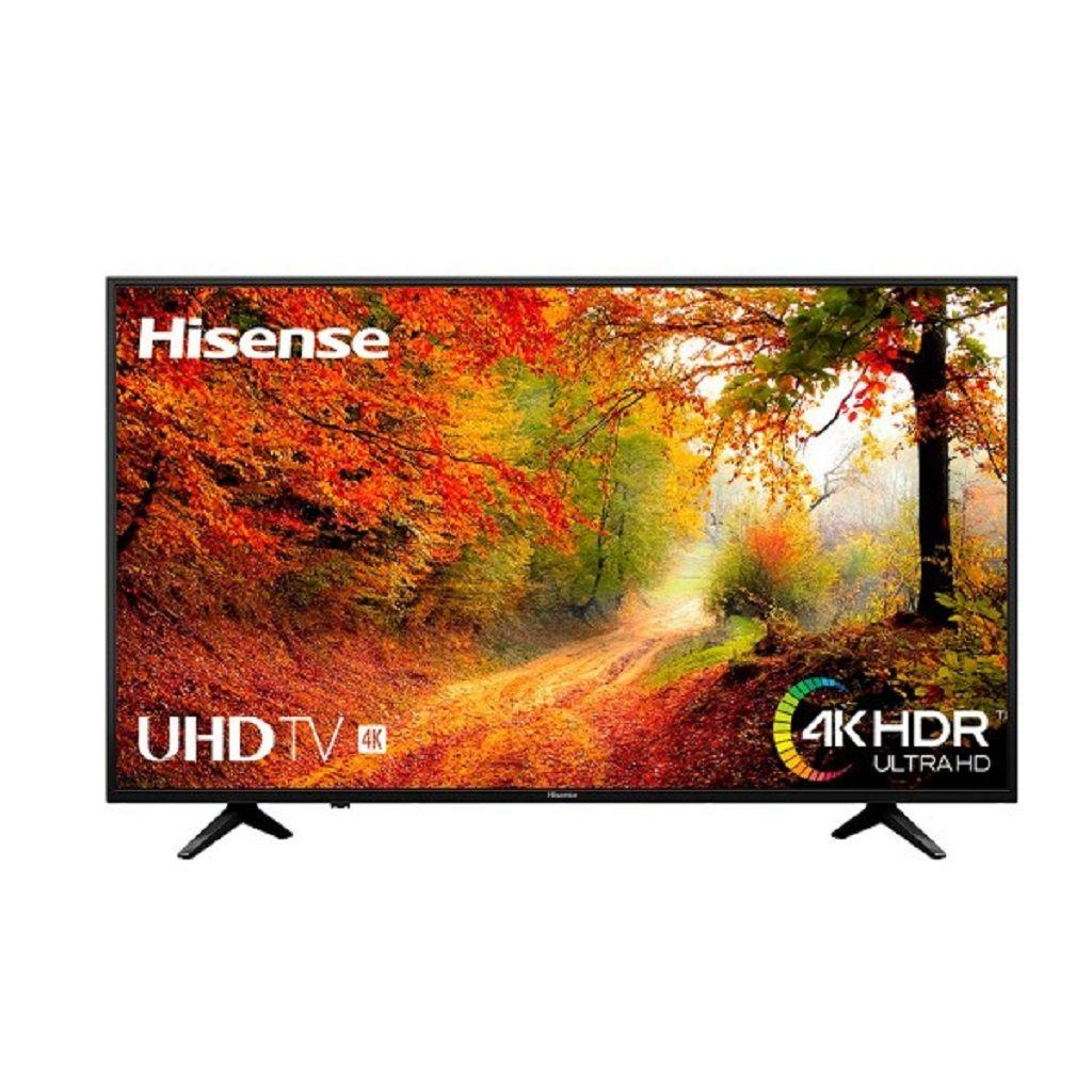 Hisense H50a6140 Televisor 50 Lcd Direct Led Uhd 4k Hdr Smart Tv