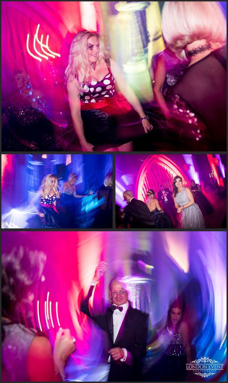 Black Tie Ball Event Photographer London Birthday Party