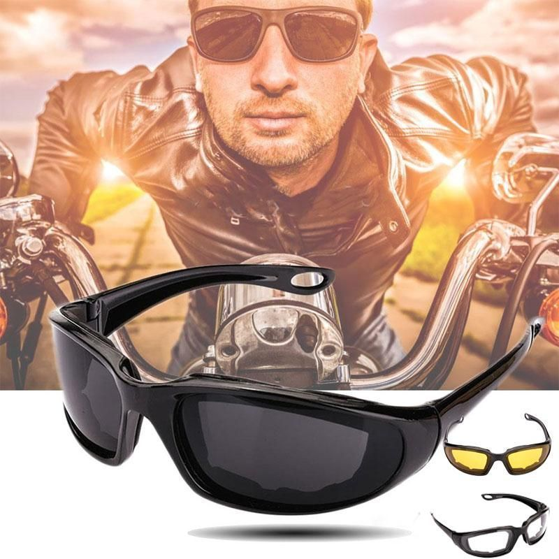 Windproof Sunglasses Extreme  Motorcycle Riding Cycling Protective Glasses Best