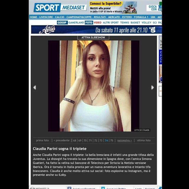 #ClaudiaParini Claudia Parini: È un piacere collaborare con voi! @ilobyman #insiemesiamopiuforti www.illoby.com