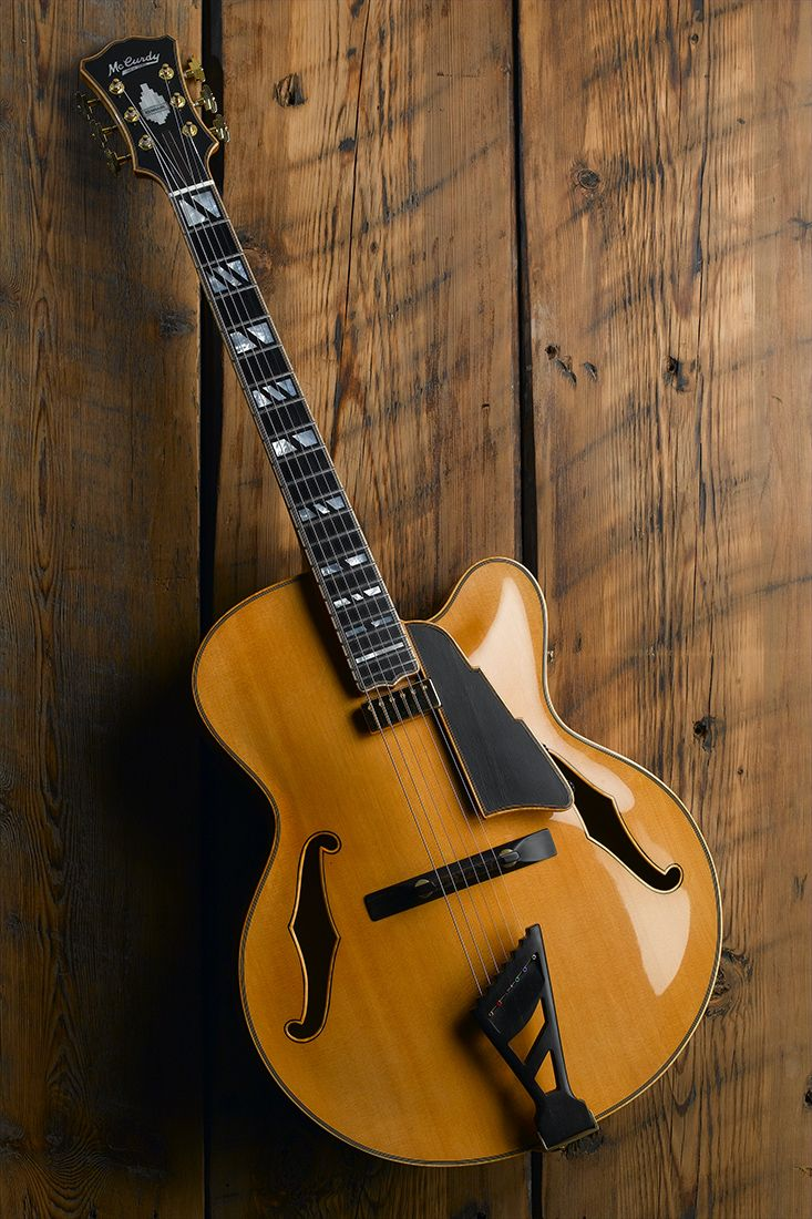 Custom Acoustic Guitar Builder : mccurdy guitars new york custom guitar builder archtop jazz for the musician guitar custom ~ Russianpoet.info Haus und Dekorationen