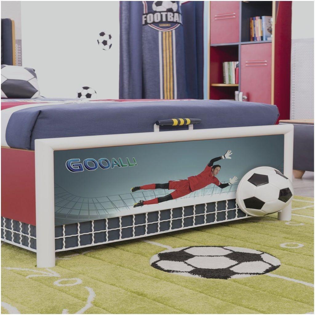 New Kinderzimmer Fussball Luxus Kinderzimmer Fussball Bett Mit